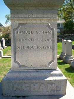 Samuel Ingham