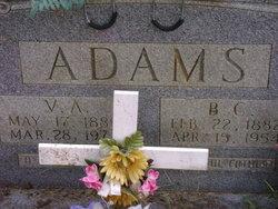 Venoy Alice <i>Ford</i> Adams