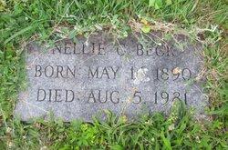 Nellie Gurnsey <i>Gendall</i> Beck