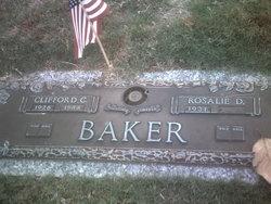 Clifford C Baker