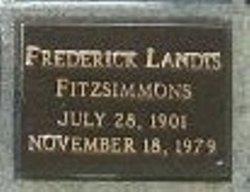 Frederick Landis Freddie Fitzsimmons