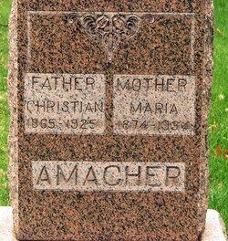 Christian Amacher