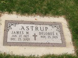 James M Astrup