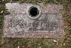 Laura Lavinia <i>Salters</i> Holt