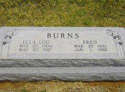 Ella Lou <i>Anderson</i> Burns