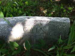 Dorothy Mae/May <i>Lent</i> Cain