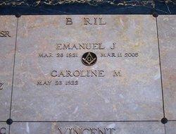 Emanuel J Baril