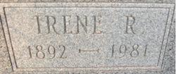 Irene R. <i>Hill</i> Roles