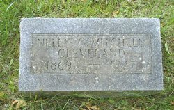 Nellie Grace <i>Feary</i> Mitchell-Cleveland