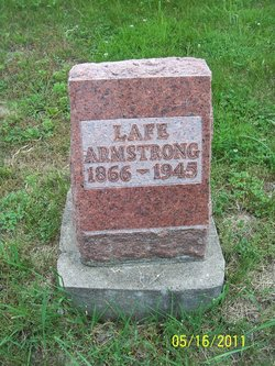 Alfred Lafayette Lafe Armstrong
