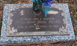 Anthony Paul Allen