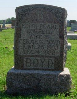 Edith Pearl <i>Correll</i> Boyd
