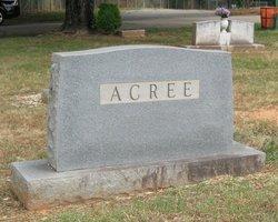 Carolyn Emma <i>Doss</i> Acree