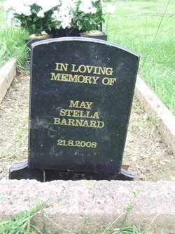 May Stella <i>Smith</i> Barnard