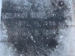 Melrose <i>Hart</i> Hodges
