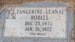 Tangerine Lenae Robles