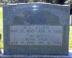 Rena <i>Hill</i> Allmon
