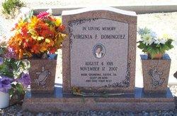 Virginia <i>Figueroa</i> Dominguez