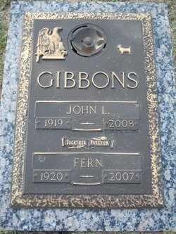 Fern <i>Hanks</i> Gibbons