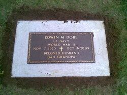 Edwin Marion Dobe