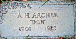 A. H. Don Archer