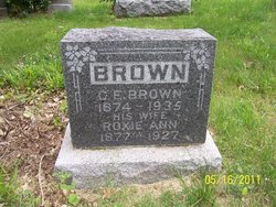 C. E. Brown