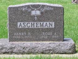 Henry H. Ascheman