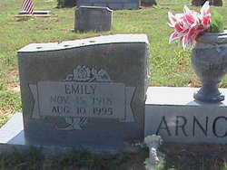Emily <i>Kaney</i> Arnold