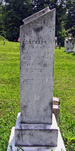 Cordelia Gertrude Bealor