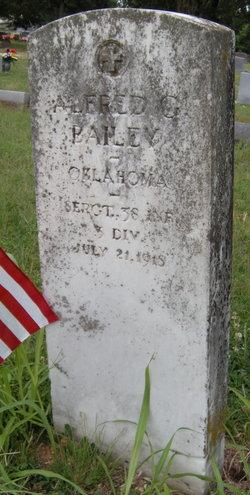 Alfred G Bailey