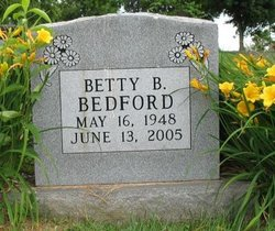 Betty <i>Bowman</i> Bedford