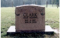 Chloe <i>Meadows</i> Clark