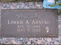 Lorrie A Arnold