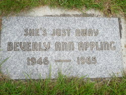 Beverly Ann Appling