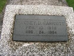 Nacky Smith Garriott