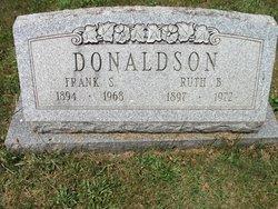 Ruth Anna <i>Brenizer</i> Donaldson