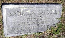 Kathleen Carroll Heard