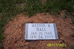 Melvin R Hall