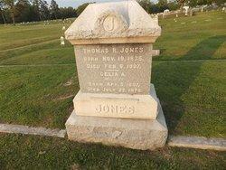 Thomas Richard Jones, Sr