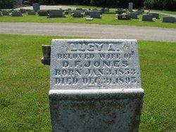 Lucy A. Jones