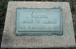 John William Albert, Sr