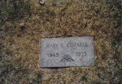 Mary Elizabeth <i>Allen</i> Cornell