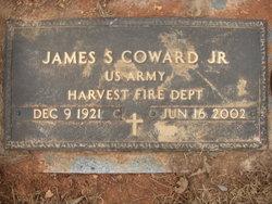 CWO James S Coward