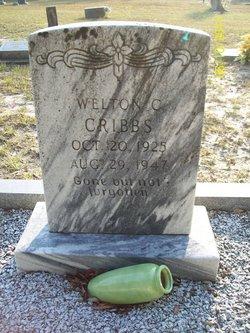 Welton C. Cribbs