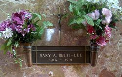 Mary A Betti-Lee