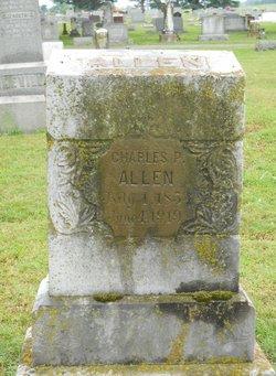 Charles P Allen