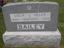 Lee H. Bailey