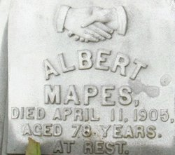 Albert Mapes