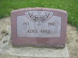 Alice L. <i>Webelhuith</i> Ames