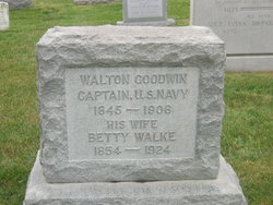 Betty <i>Walk</i> Goodwin